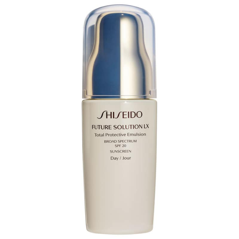 Shiseido Future Solution LX Total Protective FPS 20 - Emulsão Hidratante Facial 75ml