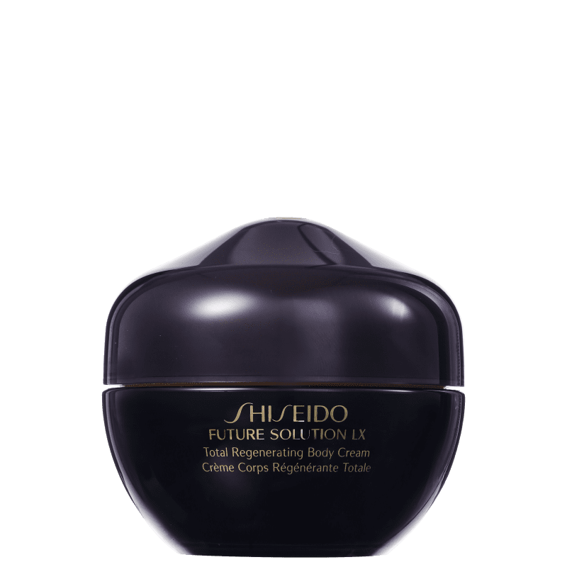 Shiseido Future Solution LX Total Regenerating - Creme Anti-Idade Corporal 200ml