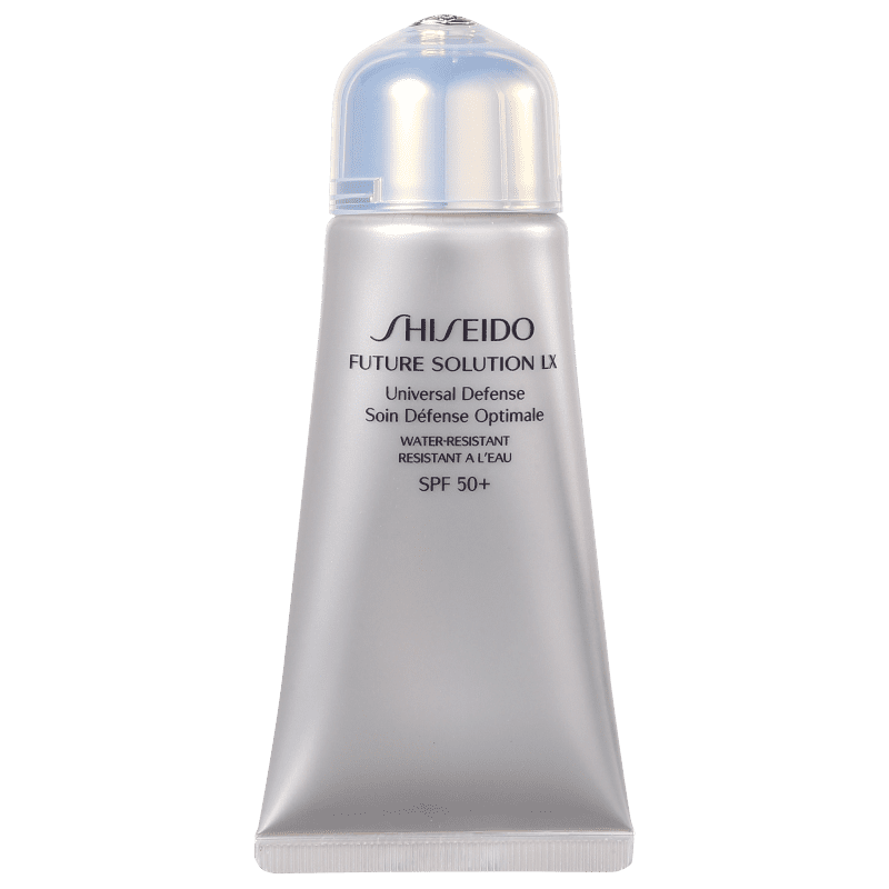Shiseido Future Solution LX Universal Defense FPS 50 - Protetor Solar Facial 50ml