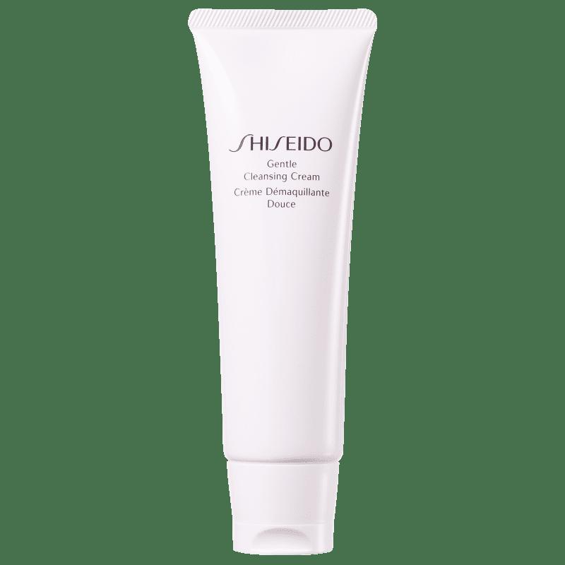 Shiseido Gentle Cleansing - Creme Limpeza Facial 125ml