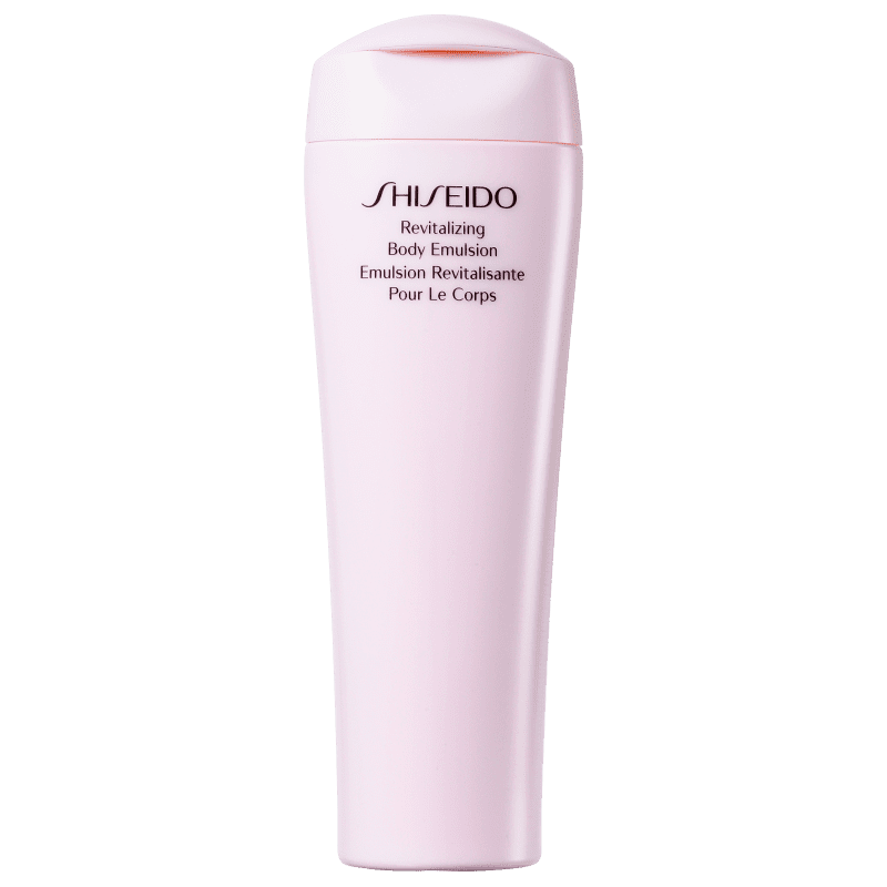 Shiseido Global Care Revitalizing Body - Emulsão Hidratante Corporal 200ml