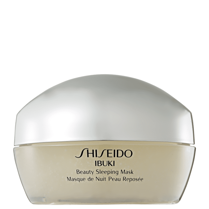 Shiseido Ibuki Beauty Sleeping Mask - Máscara Noturna 80ml