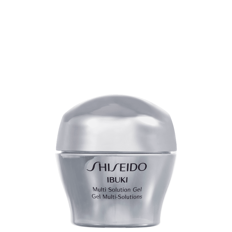 Shiseido Ibuki Multi Solution - Gel Multifuncional Facial 30ml