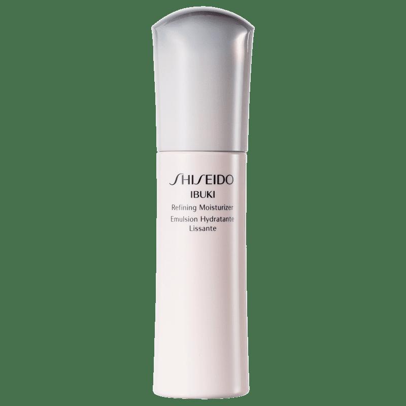 Shiseido Ibuki Refining Moisturizer - Emulsão Hidratante Facial 75ml
