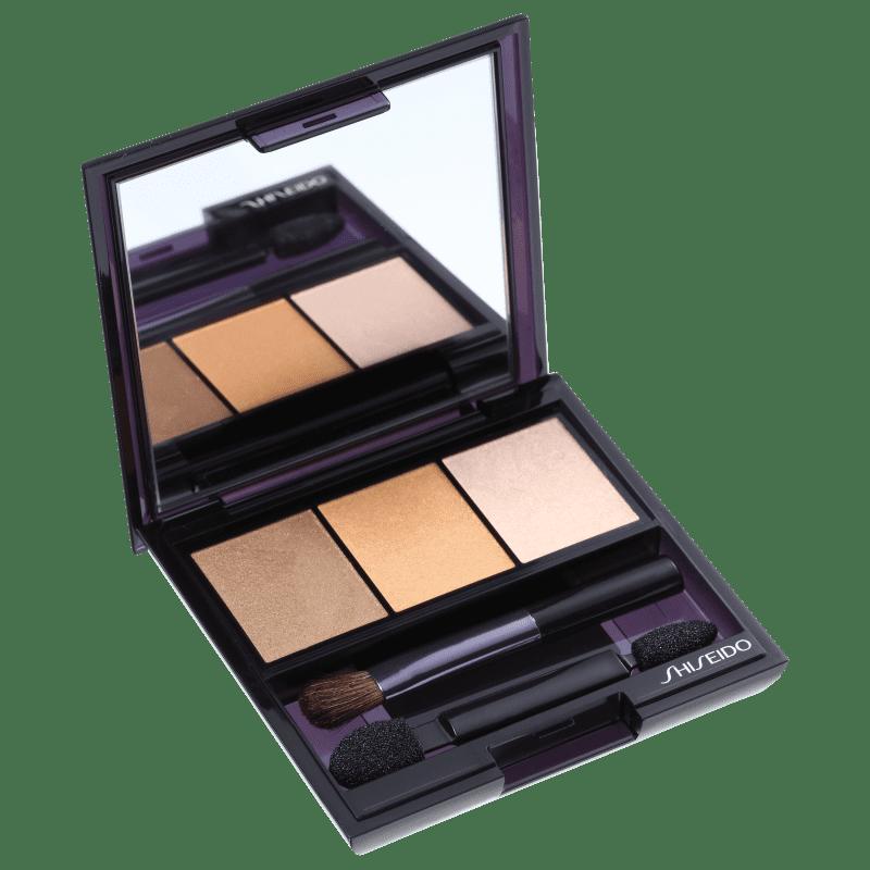 Shiseido Luminizing Satin Br209 - Paleta de Sombras 3g