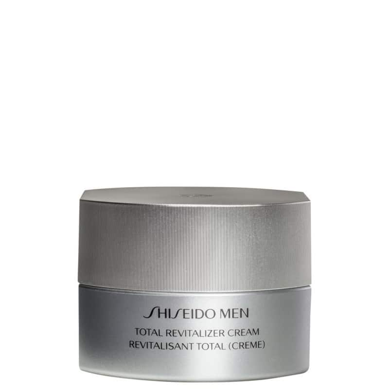 Shiseido Men Total Revitalizer - Creme Hidratante Facial 50ml