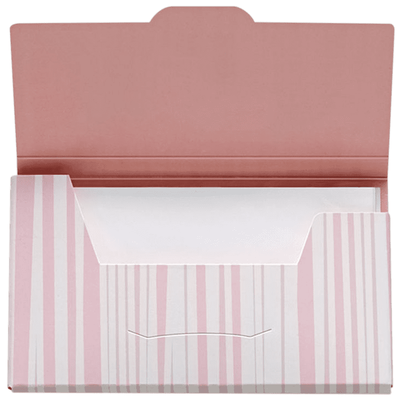 Shiseido Pureness Oil Control Blotting Paper - Lenço Matificante (70 unidades)