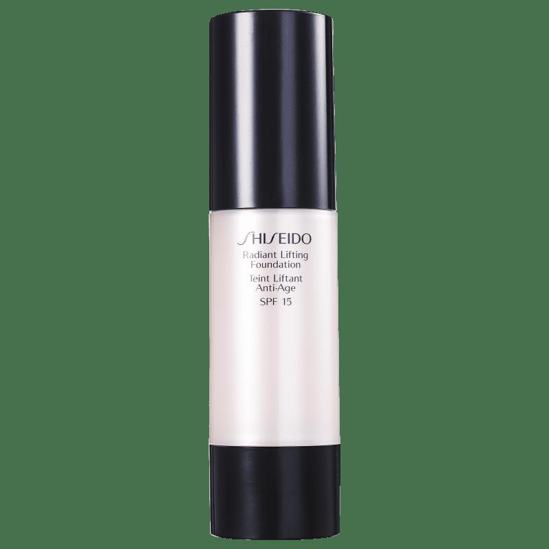 Shiseido Radiant Lifting Foundation Radiante B40 - Base Líquida 30ml