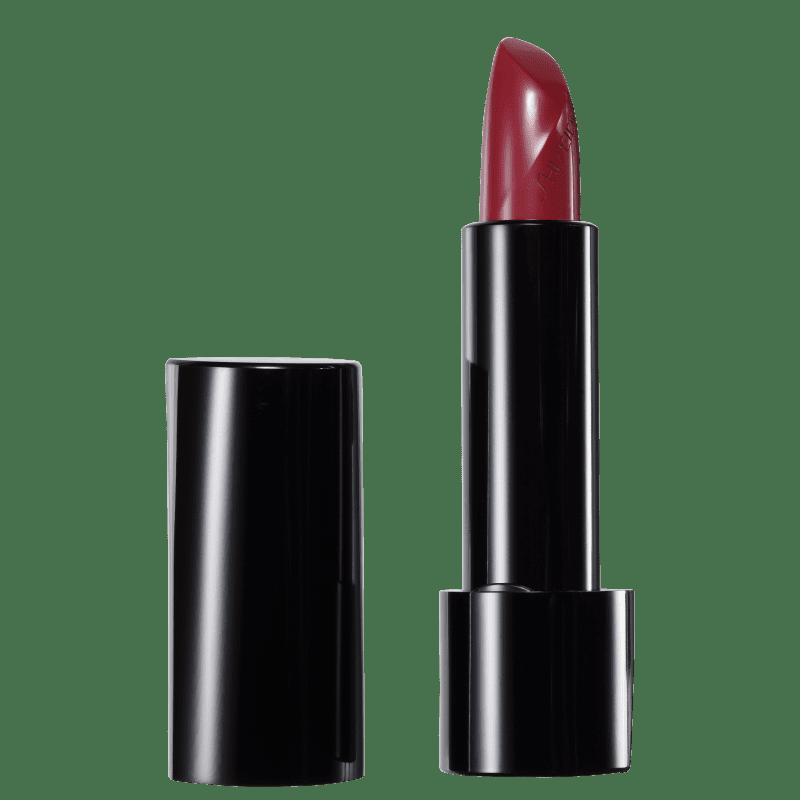 Shiseido Rouge Rouge RD504 Rum Punch Vermelho - Batom Cremoso 4g
