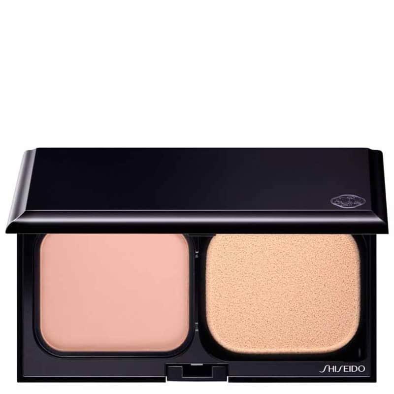 Shiseido Sheer Matifying Compact FPS 10 I20 Light Ivory - Base Compacta Refil 9,8g