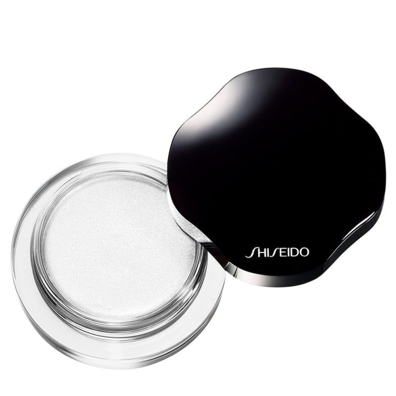 Shiseido Shimmering Cream Eye Color Wt901 White - Sombra Cintilante 6g