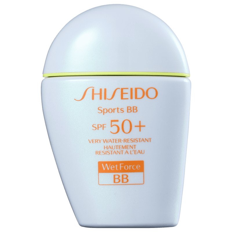 Shiseido Sports BB Broad Spectrum FPS50+ Medium - Protetor Solar com Cor 30ml