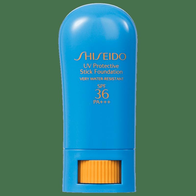 Shiseido Sun Care Sun Protection Stick Foundation FPS 36 Ochre - Base em Bastão 9g