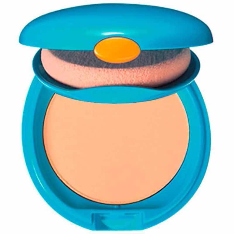 Shiseido Sun Protection Compact Foundation N Fps 35 - Pó Compacto Protetor Solar Refil 10 Very Light Beige