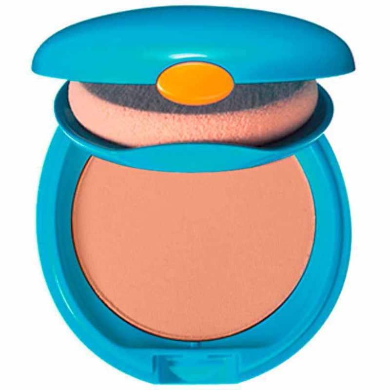 Shiseido Sun Protection Compact Foundation N Fps 35 - Pó Compacto Protetor Solar Refil 70 Deep Beige