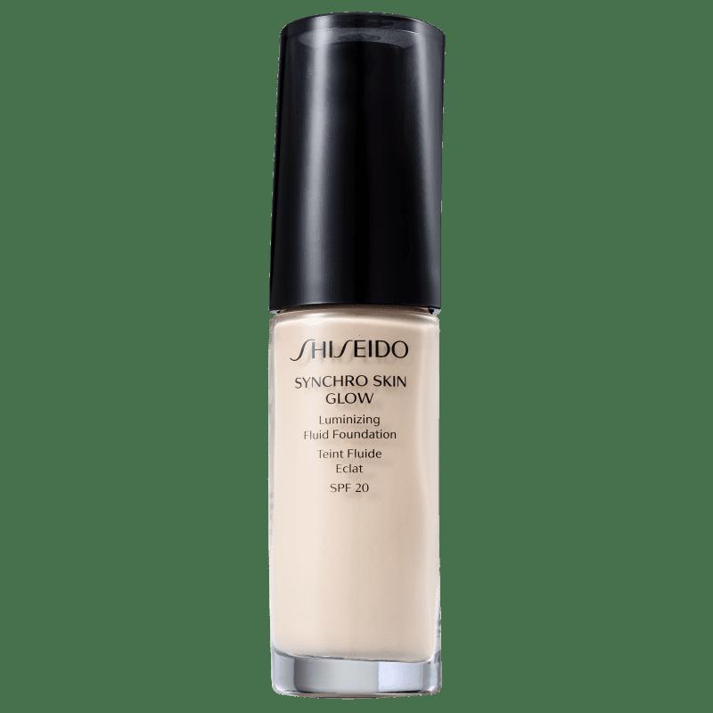 Shiseido Synchro Skin Glow Luminizing FPS20 Fluid 1 - Base Líquida 30ml