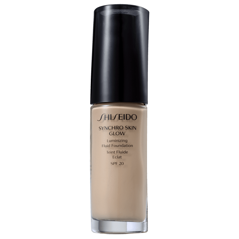 Shiseido Synchro Skin Glow Luminizing FPS20 Fluid 2 - Base Líquida 30ml