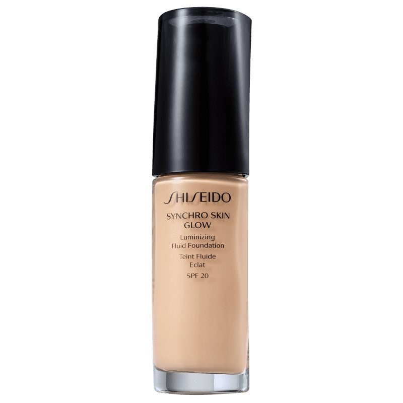 Shiseido Synchro Skin Glow Luminizing FPS20 Fluid 4 - Base Líquida 30ml