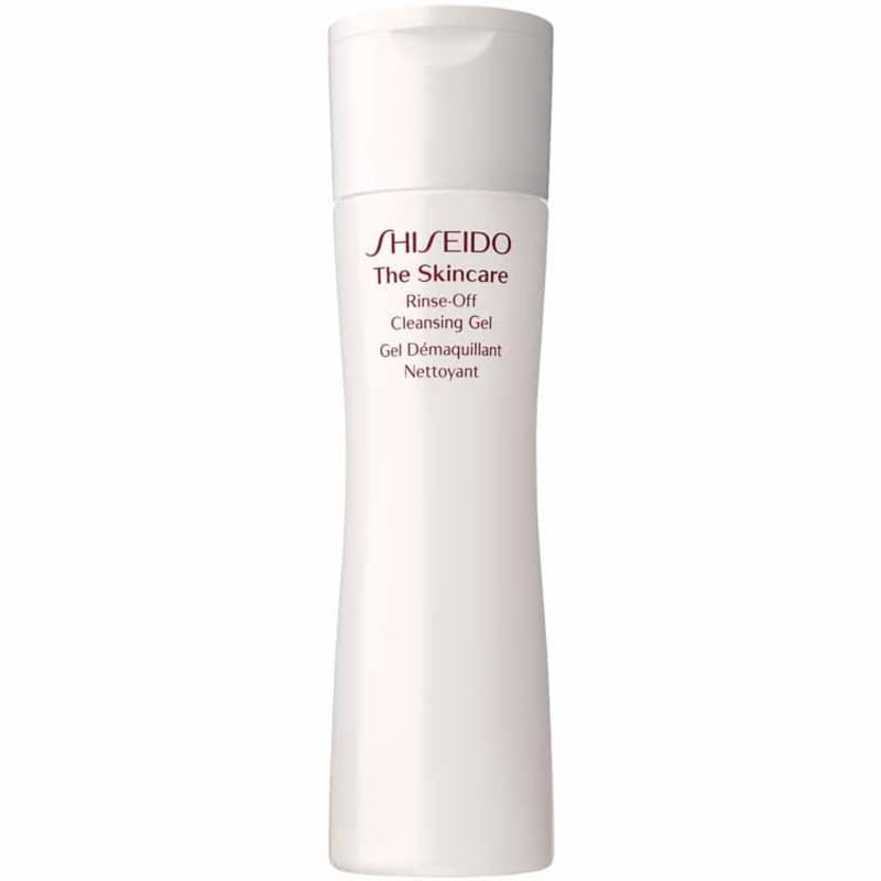 Shiseido The Skincare Rinse Off Cleansing Gel - Gel de Limpeza 200ml