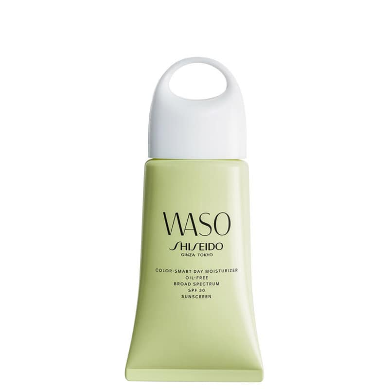 Shiseido Waso Color-Smart Day Oil-Free FPS30 - Hidratante Facial 50ml