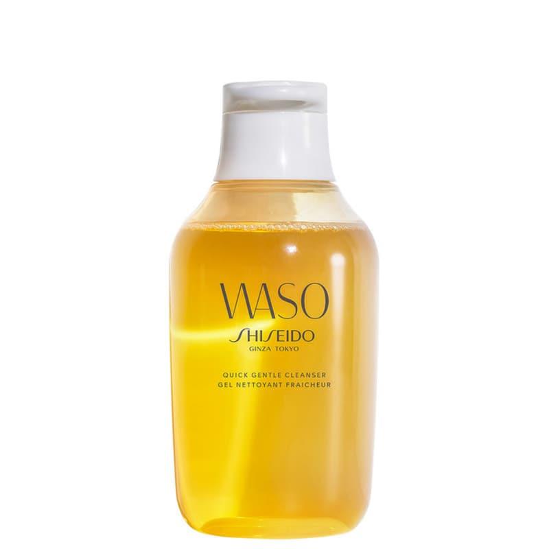 Shiseido Waso Quick Gentle Cleanser - Gel de Limpeza Facial 150ml