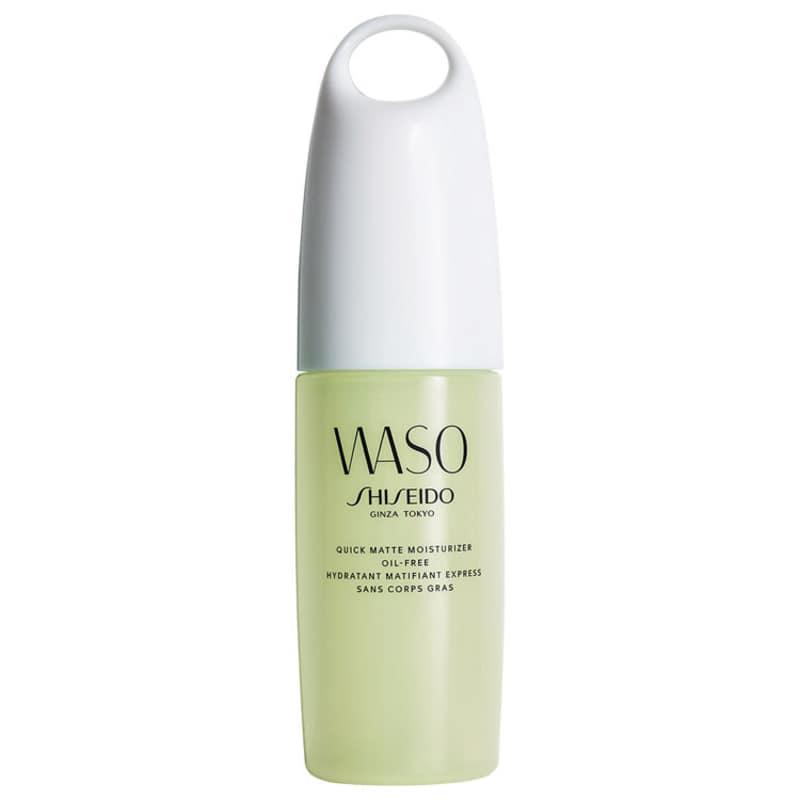 Shiseido Waso Quick Matte Oil-Free - Hidratante Facial 75ml