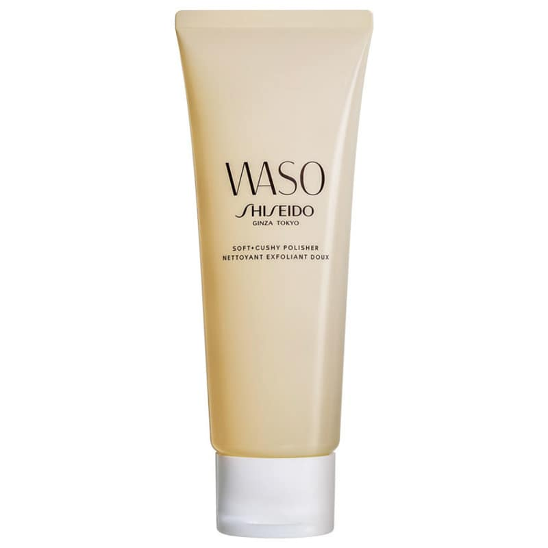 Shiseido Waso Soft + Cushy Polisher - Esfoliante Facial 75ml