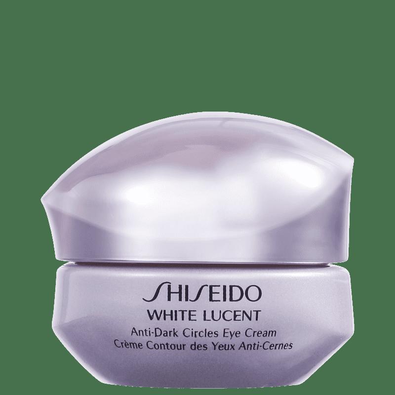 Creme Anti Olheiras Shiseido White Lucent Dark Circles Eye Cream 15ml