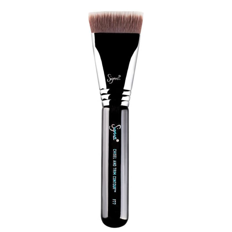 Sigma Beauty F77 Chisel and Trim - Pincel para Contorno