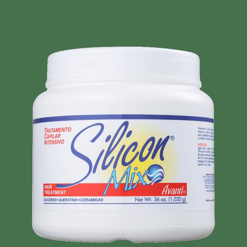 Silicon Mix Hidratação Reconstrutiva - Máscara Capilar 1020g
