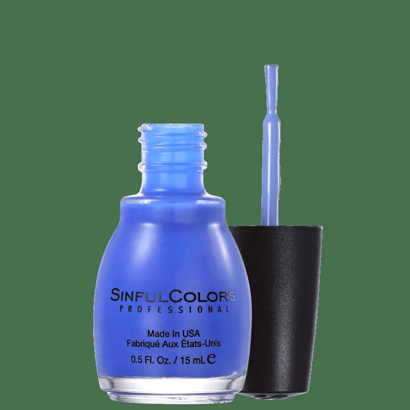 SinfulColors Professional Endless Blue - Esmalte Cremoso 15ml