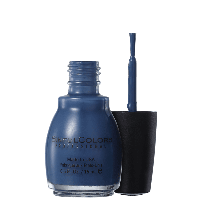 SinfulColors Professional Rainstorm - Esmalte Cremoso 15ml