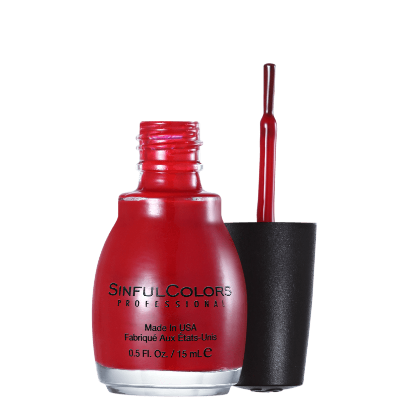 SinfulColors Professional Ruby Ruby 369 - Esmalte Cremoso 15ml
