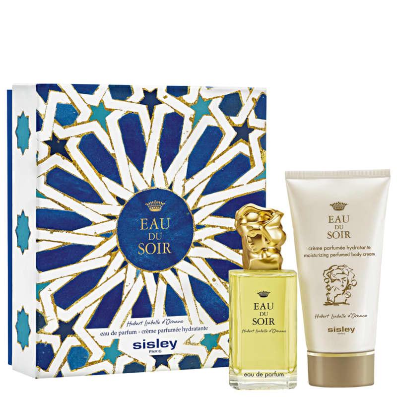 Conjunto Eau Du Soir Sisley Feminino - Eau de Parfum 100ml + Loção Corporal 150ml