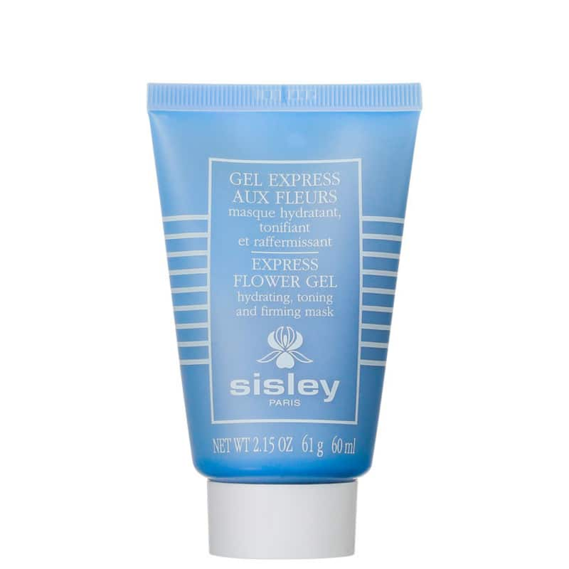 Máscara Hidratante Sisley Express Flower Gel 60ml