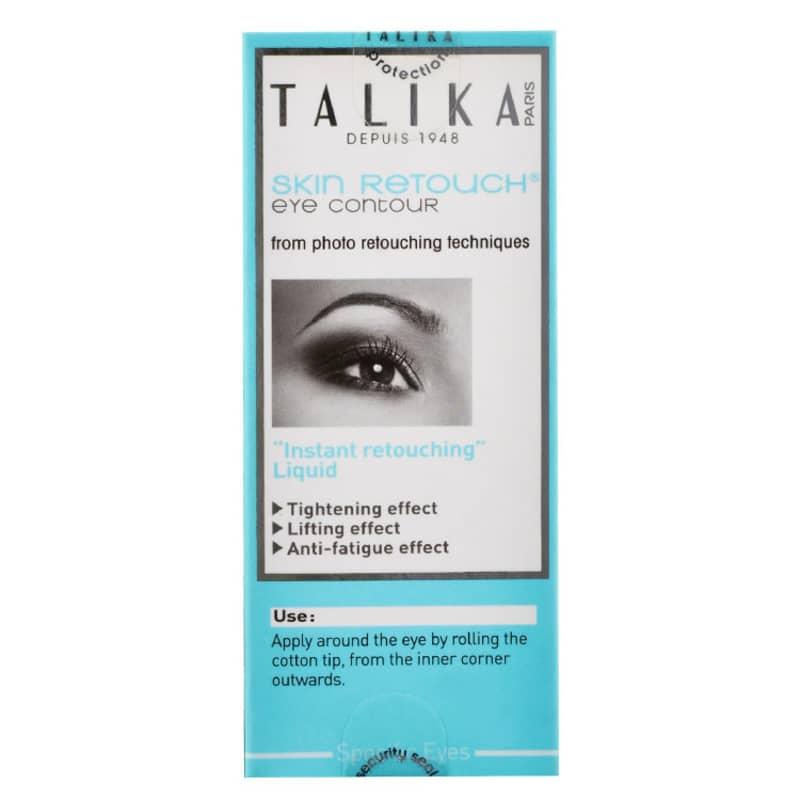 Talika Skin Retouch Eye Contour - Loção para Área dos Olhos ,15ml