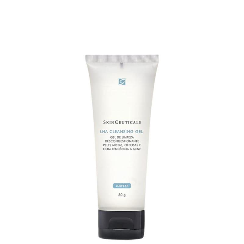 SkinCeuticals LHA Cleansing - Gel de Limpeza para Acne 80g