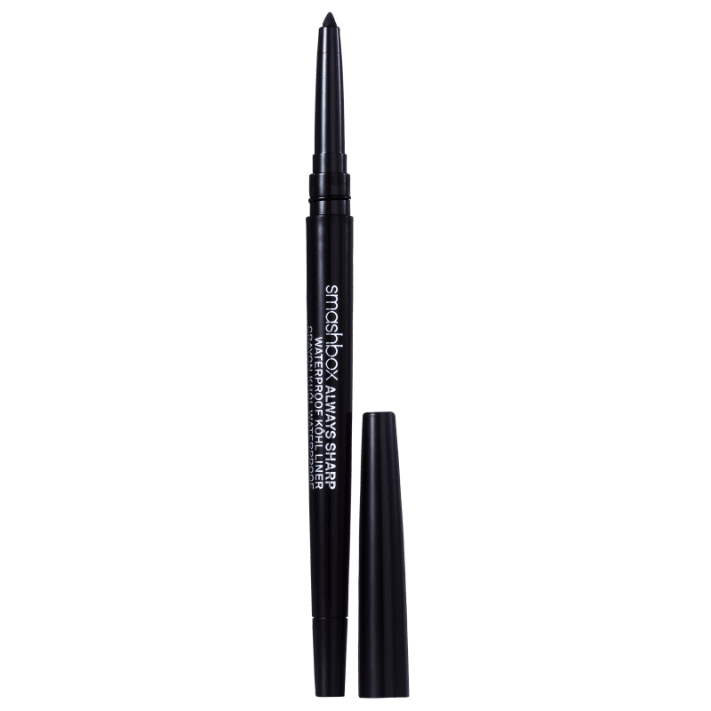 Smashbox Always Sharp Waterproof Kohl Liner Raven - Lápis de Olho 0,28g