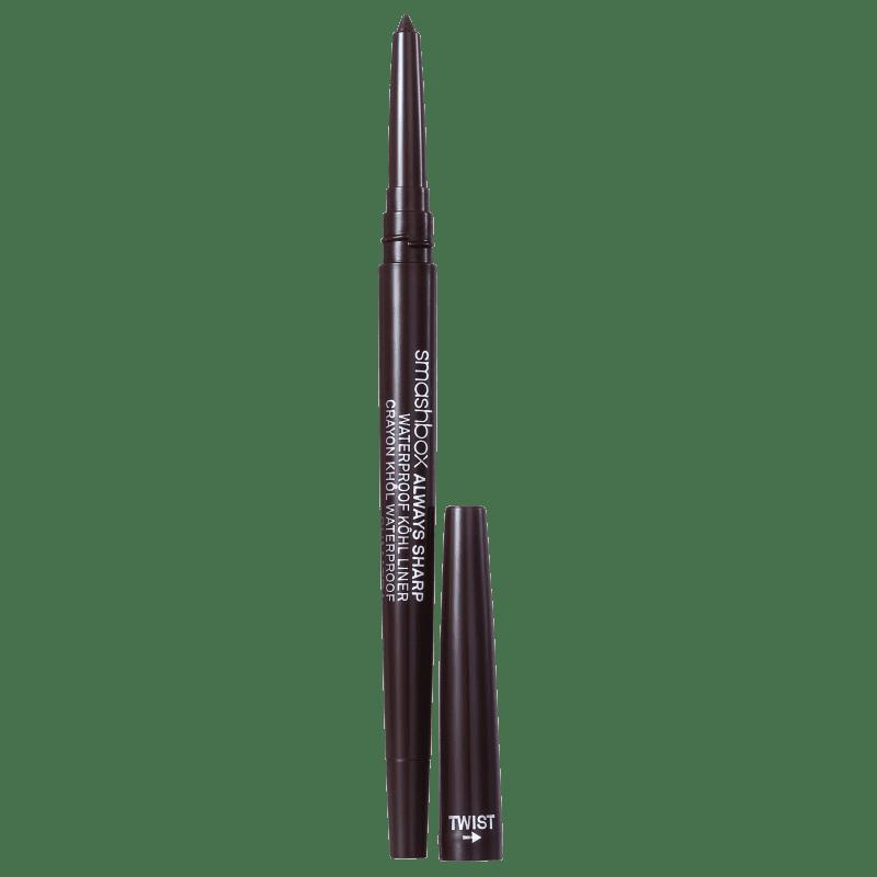 Smashbox Always Sharp Waterproof Kohl Liner Sumatra - Lápis de Olho 0,28g