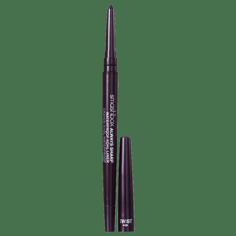 Smashbox Always Sharp Waterproof Kohl Liner Violetta - Lápis de Olho 0,28g