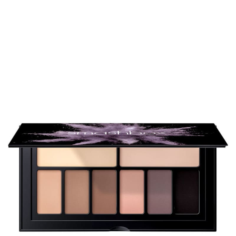 Smashbox Cover Shot Eye Mattes - Paleta de Sombras 7,8g