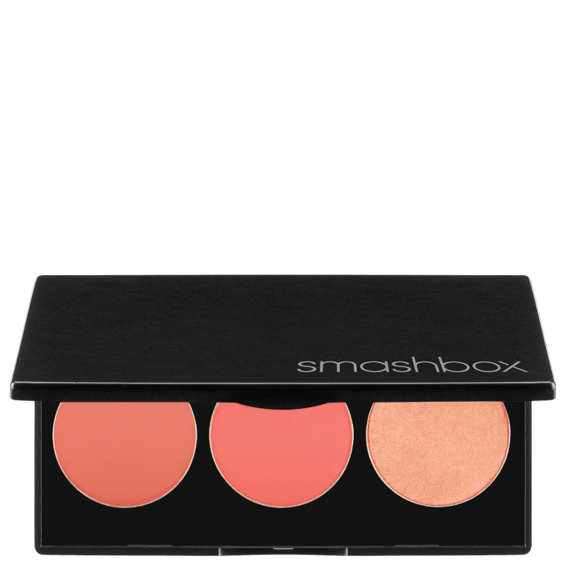 Smashbox L.A. Lights Culver City Coral - Paleta de Blush 1,47g