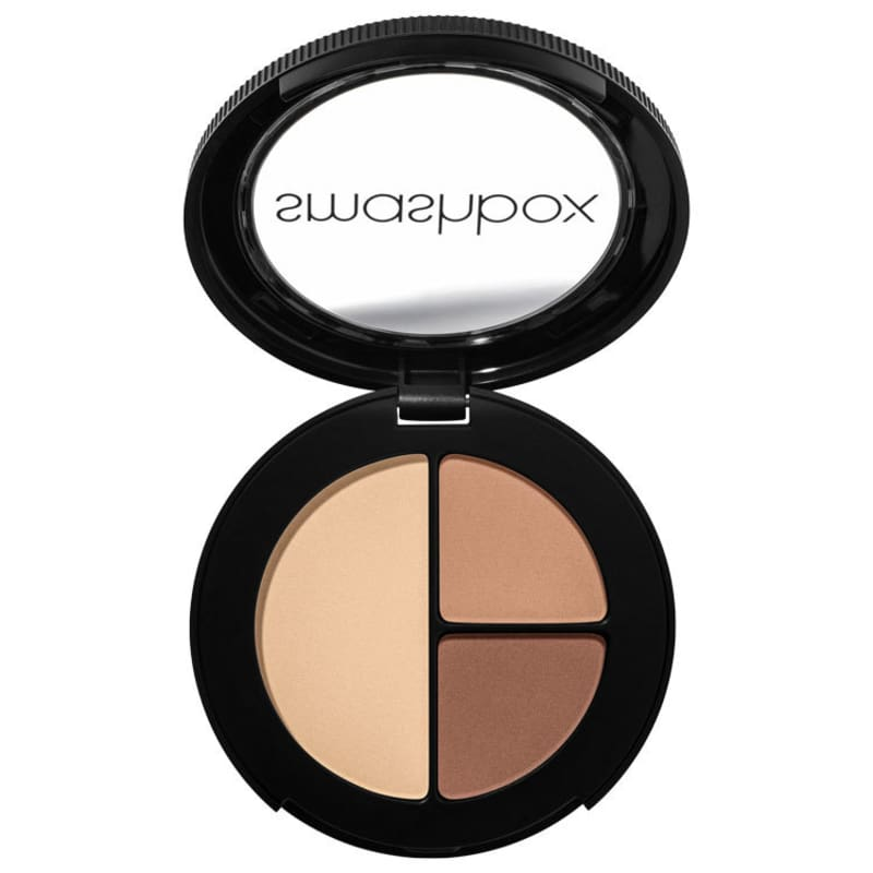 Smashbox Photo Edit Trio Nudie Pic Medium - Sombra 3,2g