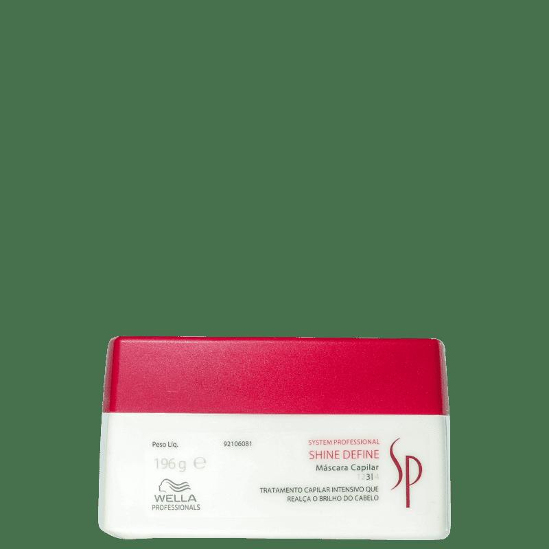SP System Professional Shine Define - Máscara Capilar 200ml
