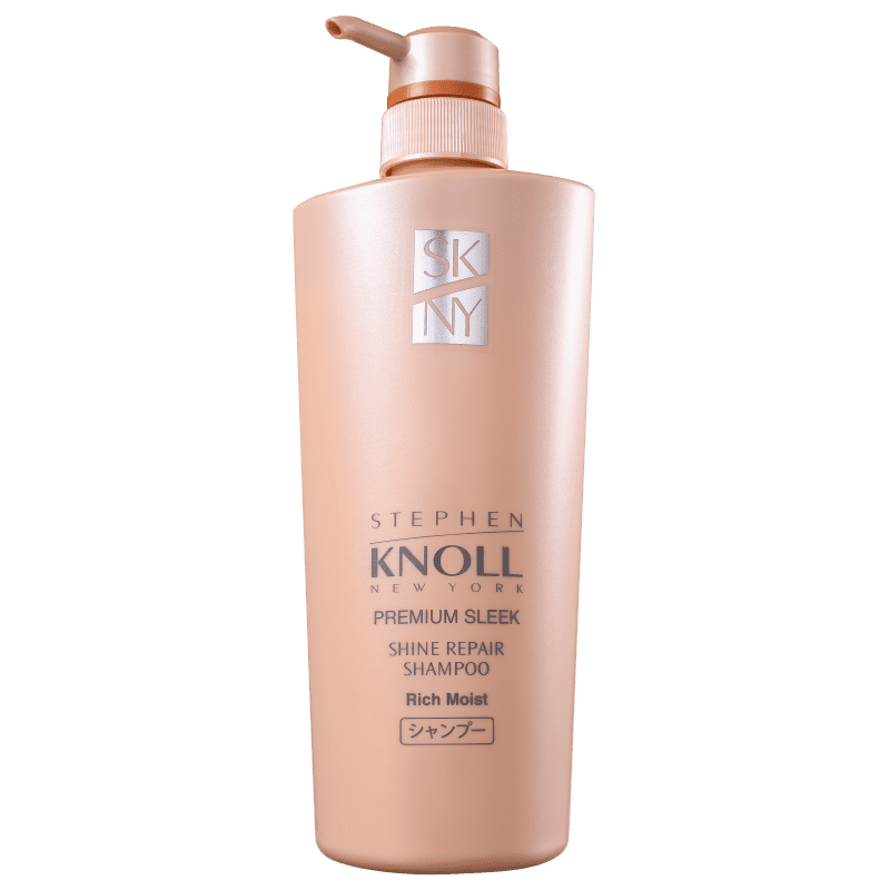 Stephen Knoll Shine Repair Rich Moist - Shampoo 500ml