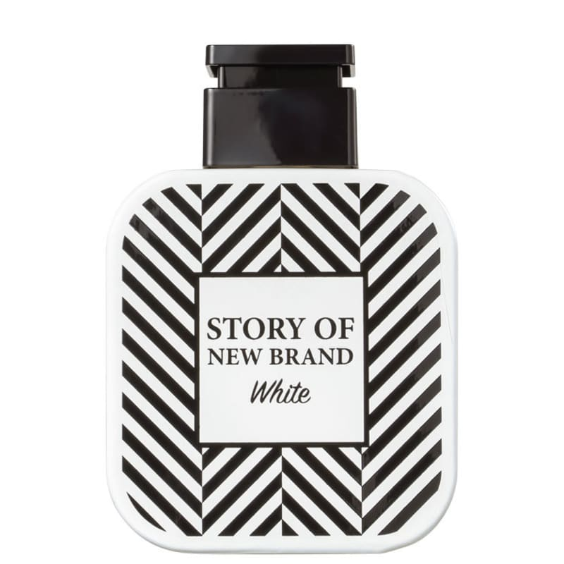 Story of New Brand White Eau de Toilette - Perfume Masculino 100ml