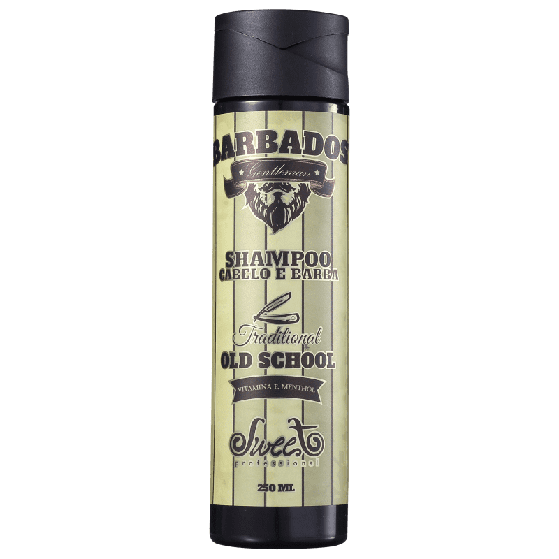 Sweet Hair Barbados - Shampoo 250ml
