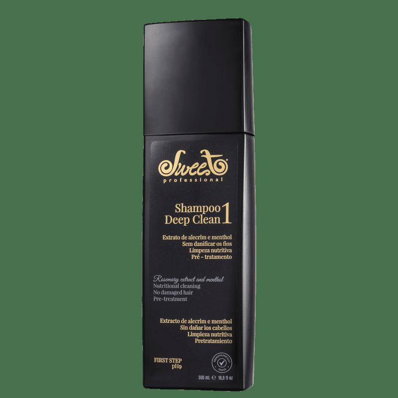 Sweet Hair Lovely First Step - Shampoo 500ml
