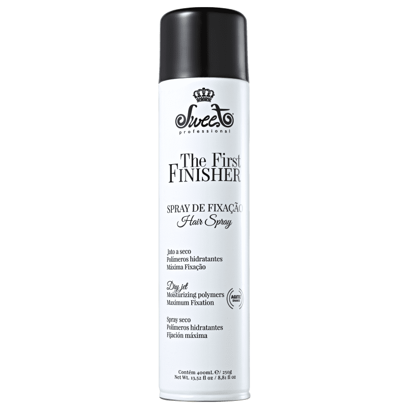 Sweet Hair The First Finisher Dry Jet - Spray Fixador 400ml