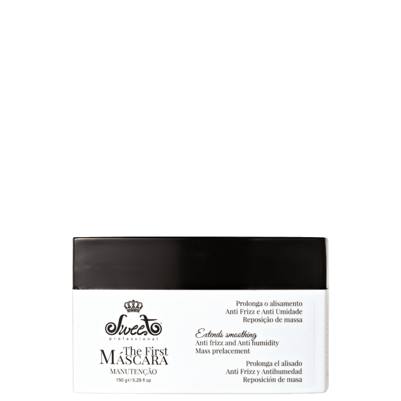 Sweet Hair The First Manutenção - Máscara Capilar 150ml